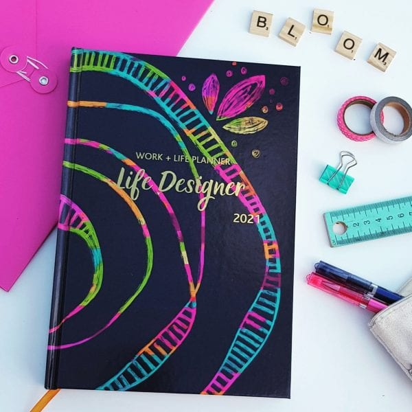 Planner, Life Designer, 2021
